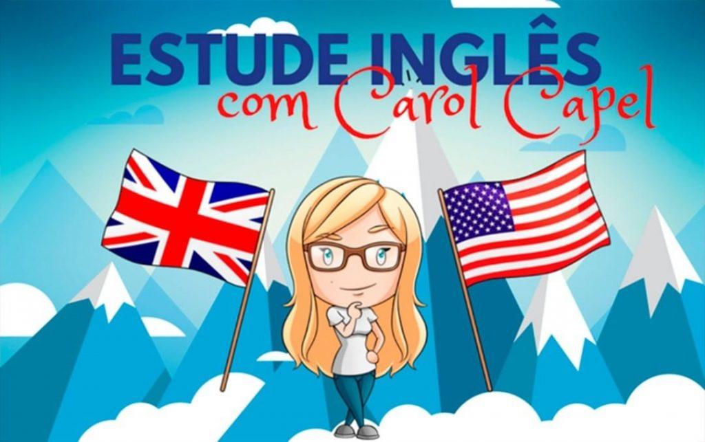 Treinamento de inglês da carol