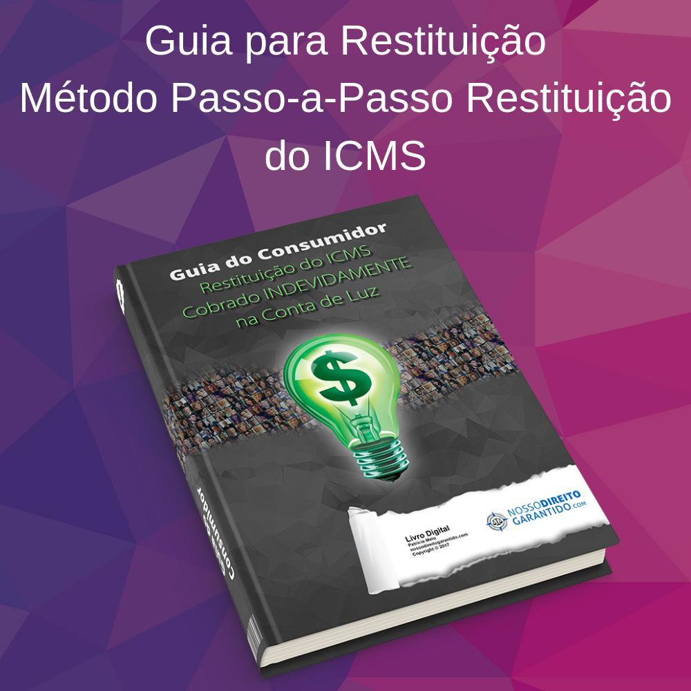 E a resposta para isso é o... Guia para Restituição Método Passo a Passo Restituição do ICMS