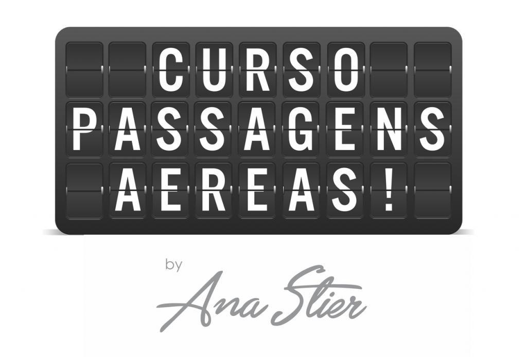 Passagens Aéreas por Ana Stier