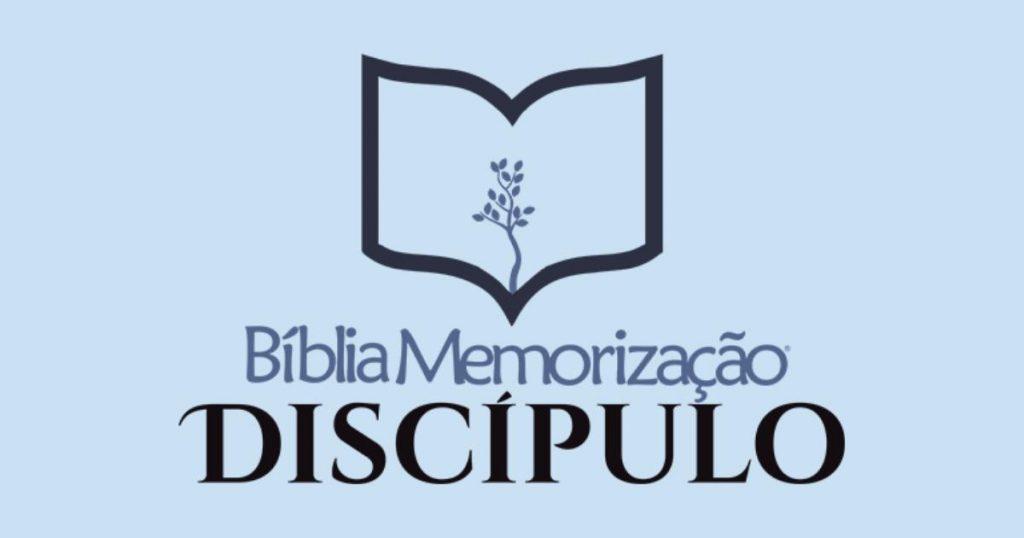 biblia memorizacao discipulo