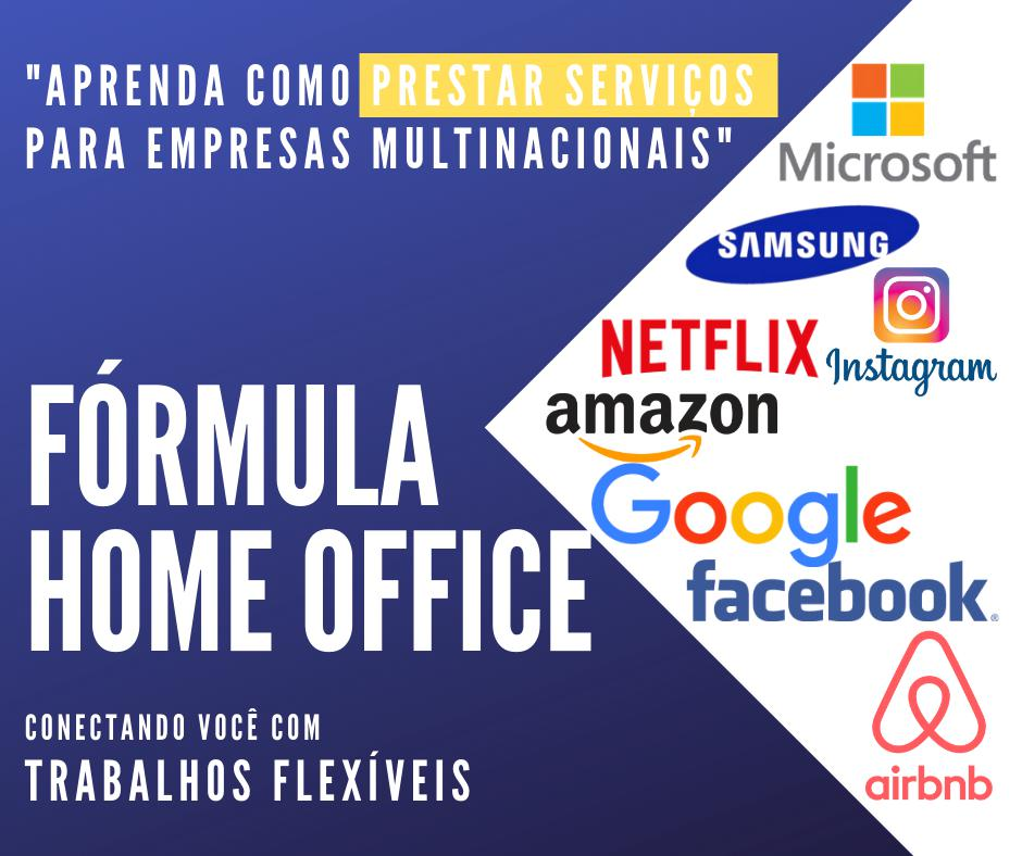 Curso Fórmula Home Office