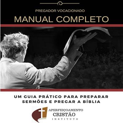 guia pratico para preparar sermoes e pregar a biblia