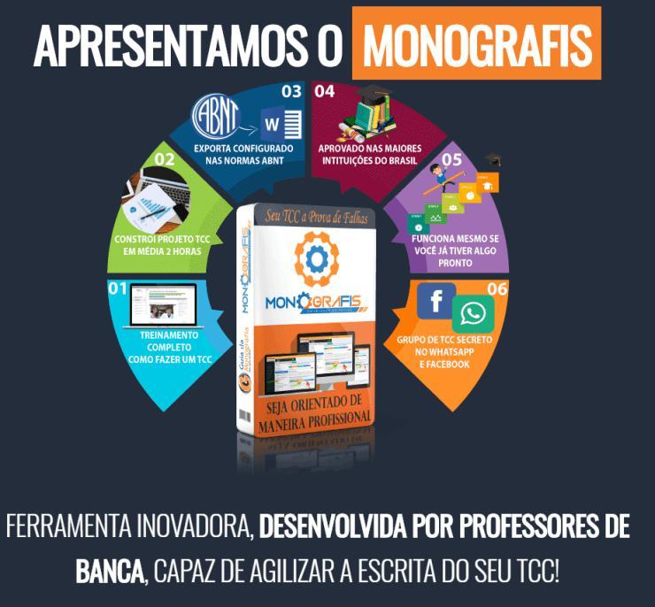 Plataforma Monografis - Orientador TCC