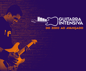 Guitarra Intensiva - Toque com propósito.