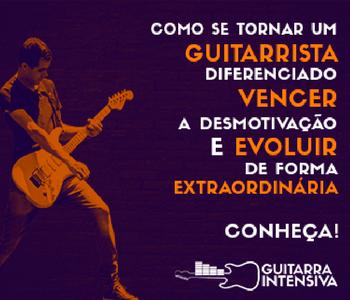 Curso Guitarra Intensiva