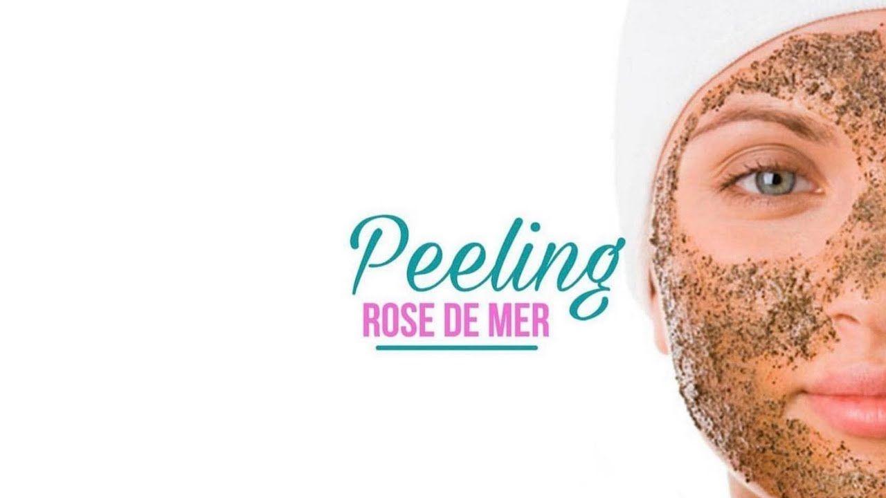Peeling Rose de Mer