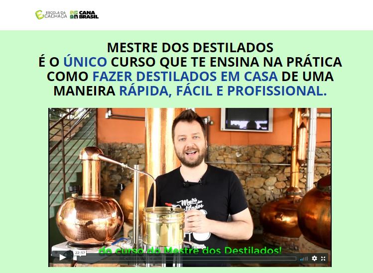 Curso Mestre Dos Destilados