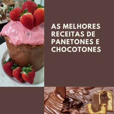 Panetones e Chocotones com Marrara Bortoloti