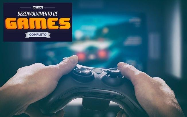 Desenvolvimento de Games Completo