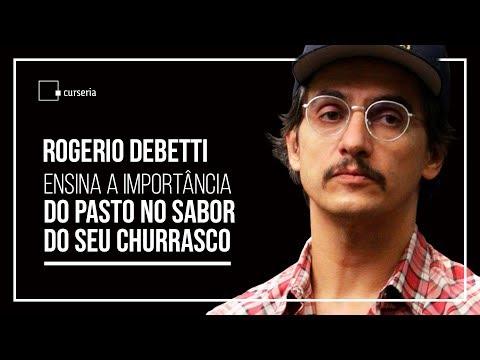 Rogerio deBetti Ensina Churrasco Perfeito