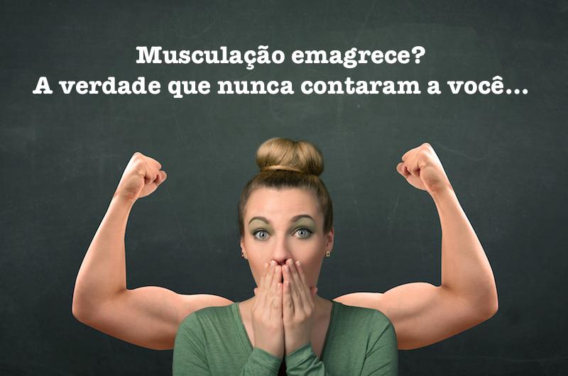 MESS - Musculação que Emagrece