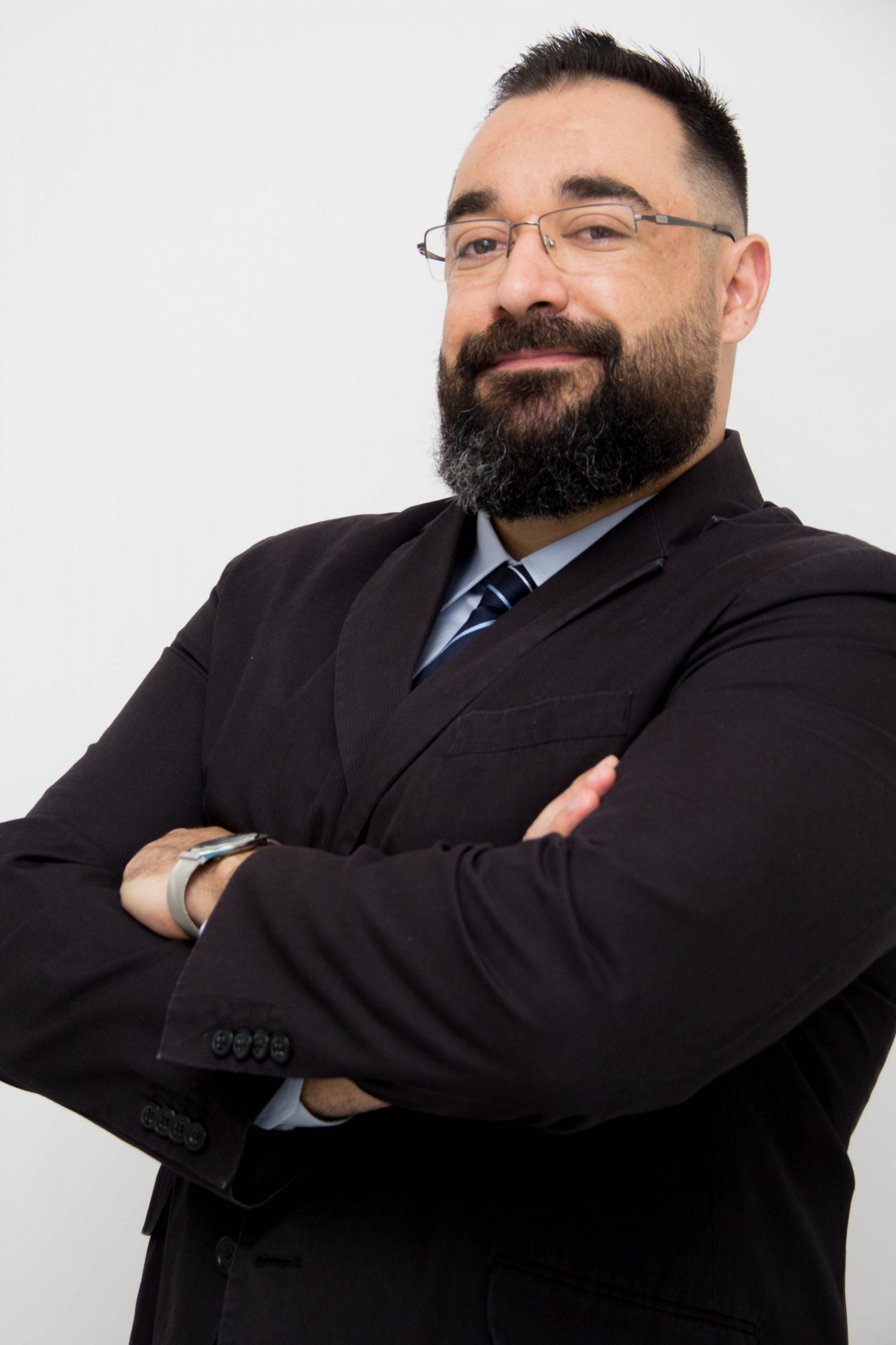 Professor Anderson Tamborim