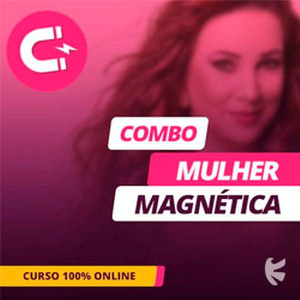 combo mulher magnética